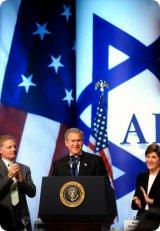 Bush_AIPAC