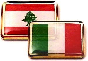 italy & lebanon